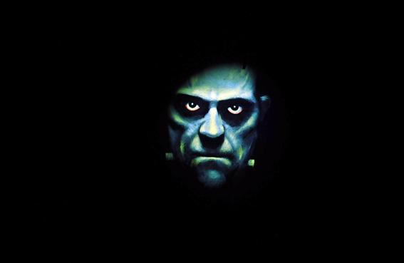 Mirilla Boris Karloff_The creature