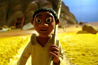 Fotograma de 'El viaje de Said'